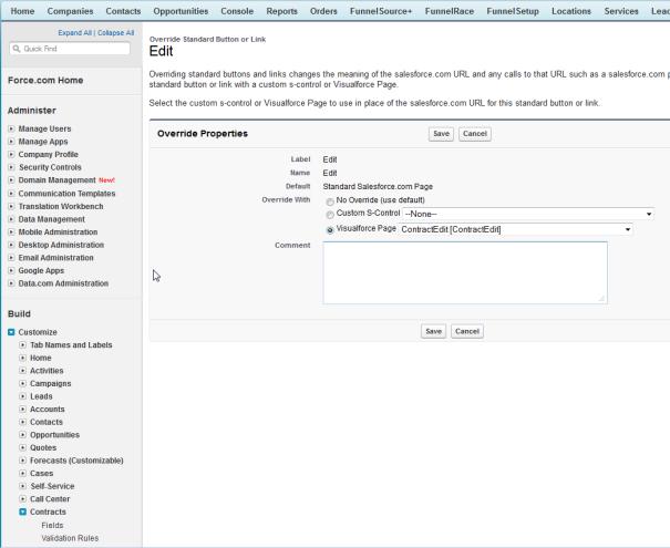 RPM Salesforce Integration | RPM Developers Website - API